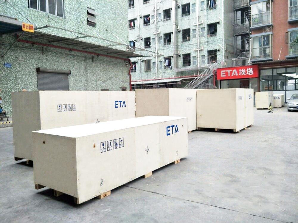 Reflow Oven Shipment