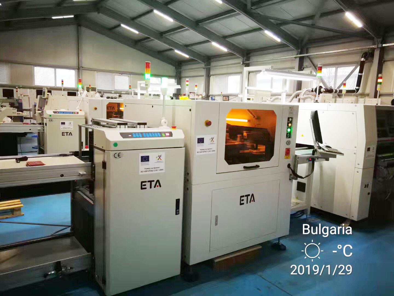 ETA SMT' advantage | SMT Production Line