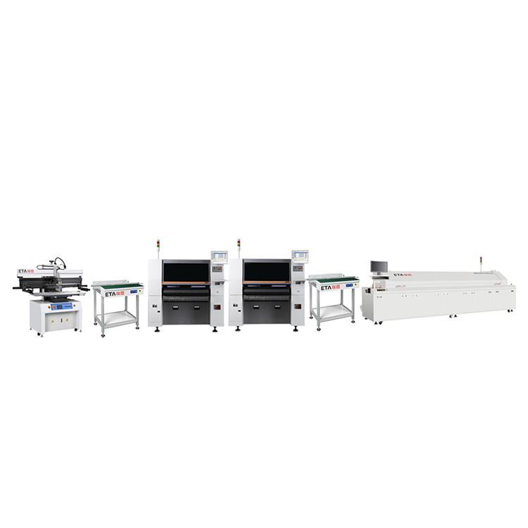 ETA Semi Automatic SMT Production Line