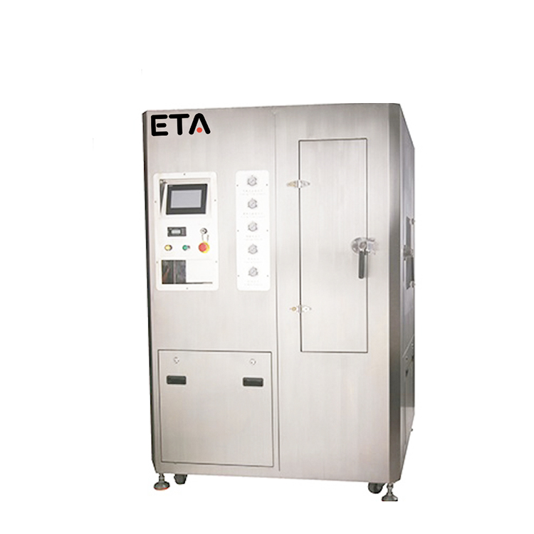 ETA SMT Auto Aqueous Stencil Cleaning Machine ETA-800