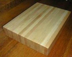 Flat-Grain Cutting Board