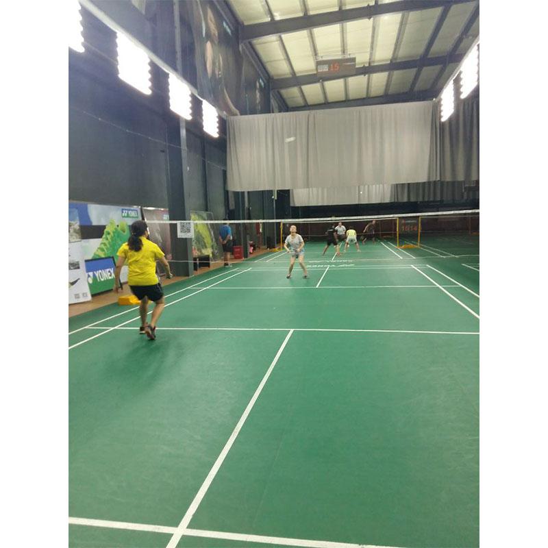 Play Badminton Every Thursday
