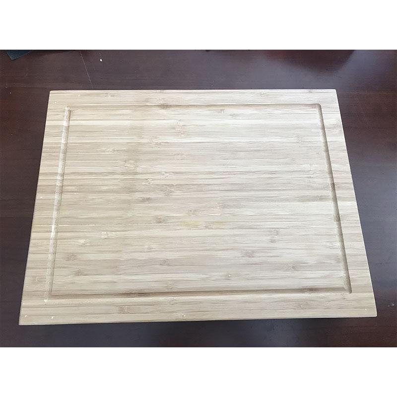 New Product! Bamboo Steak Board Set Cutting Board Chopping Board Steak Knife Cutlery Set (Steak B...