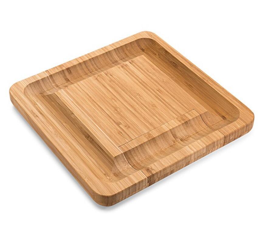 Bamboo Cheese Board Material - Bamboo Growing Environment