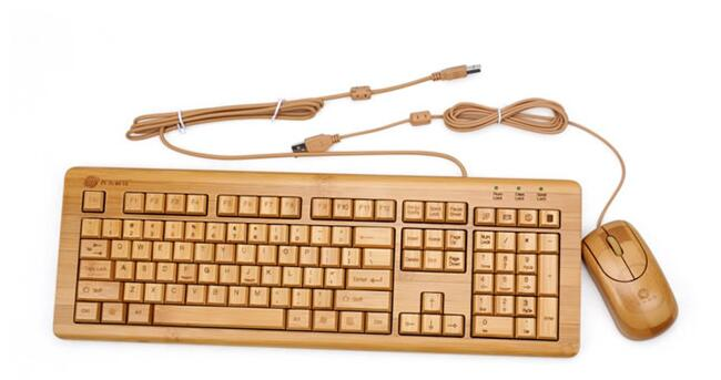 Bamboo keyboard who invented?