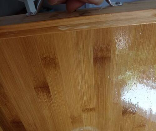 Newly purchased wholesale bamboo cutting board maintenance method