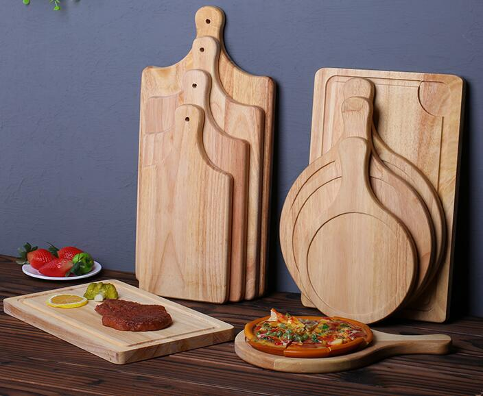 Process Key points for rubber wood cutting board before use