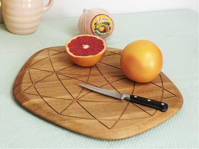 Irregular Geometry Cutting Board