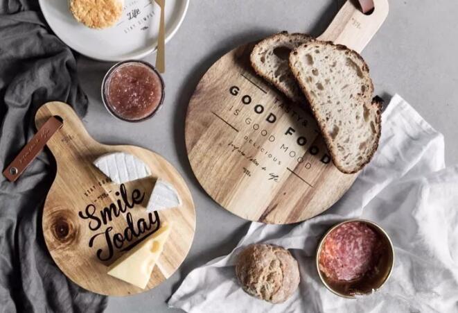 Wooden Bread Board, Wooden Life