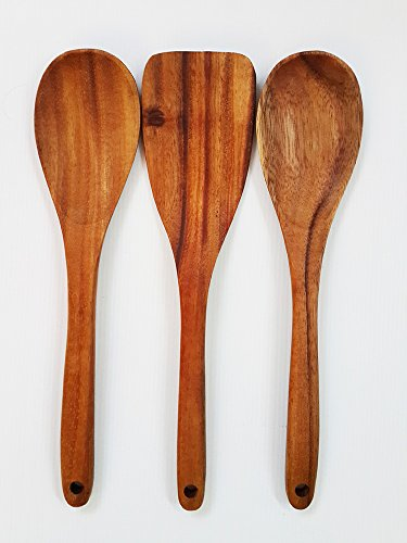 Good-looking bamboo spoon and shovel make people more appetite