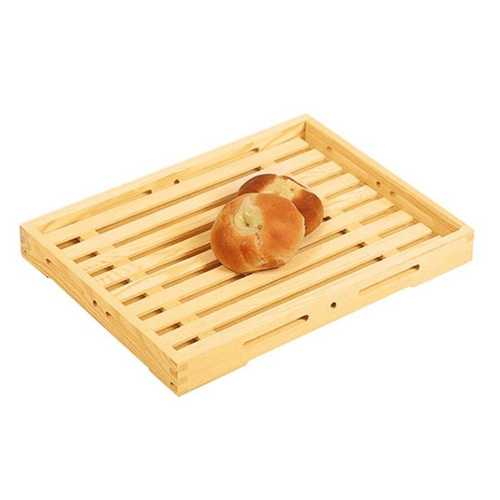 Bread Cutting Board With Crumb Catcher