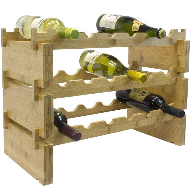 Classic Style Wine Racks For Bottles
