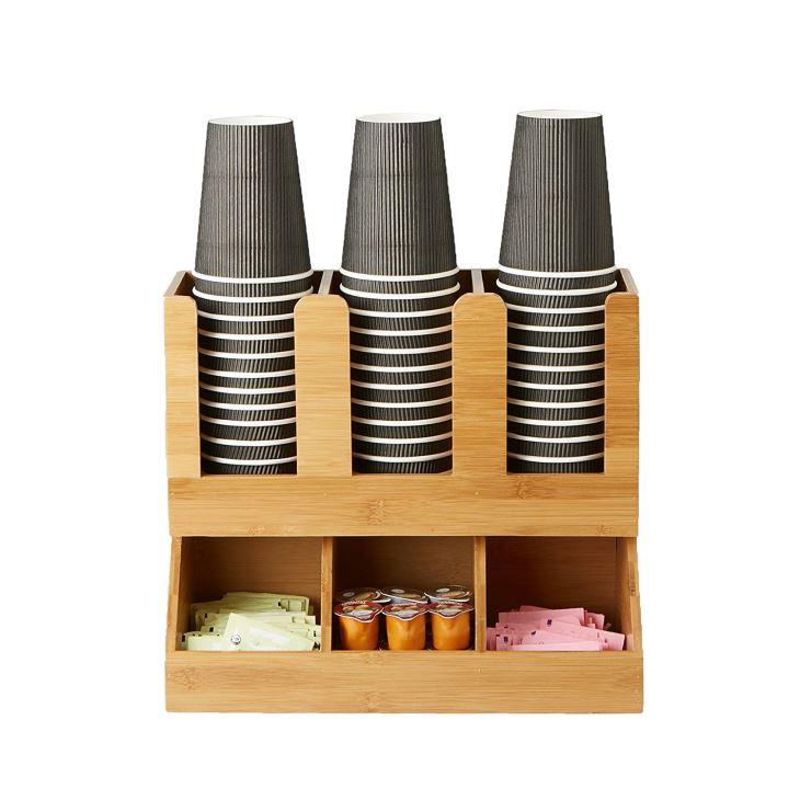 Cup Storage Organizer