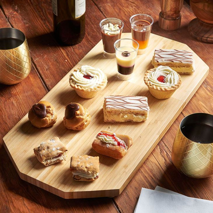 Platter Cheese Board Serving Tray