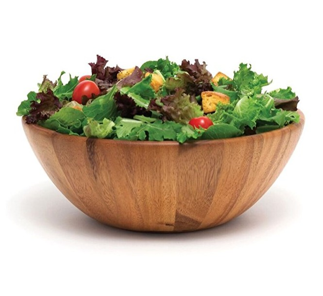 Wood Salad Bowl Wholelsale