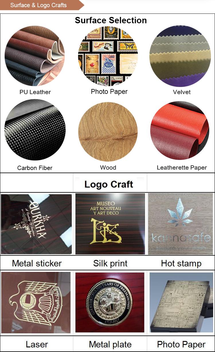 High Glossy Luxury Black Elegant Ramadan Perfume Wood Box 14