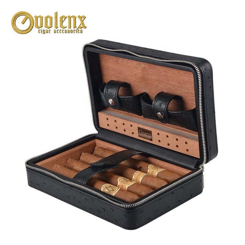 Portable-Cedar-Wood-Leather-Travel-Cigar-Case