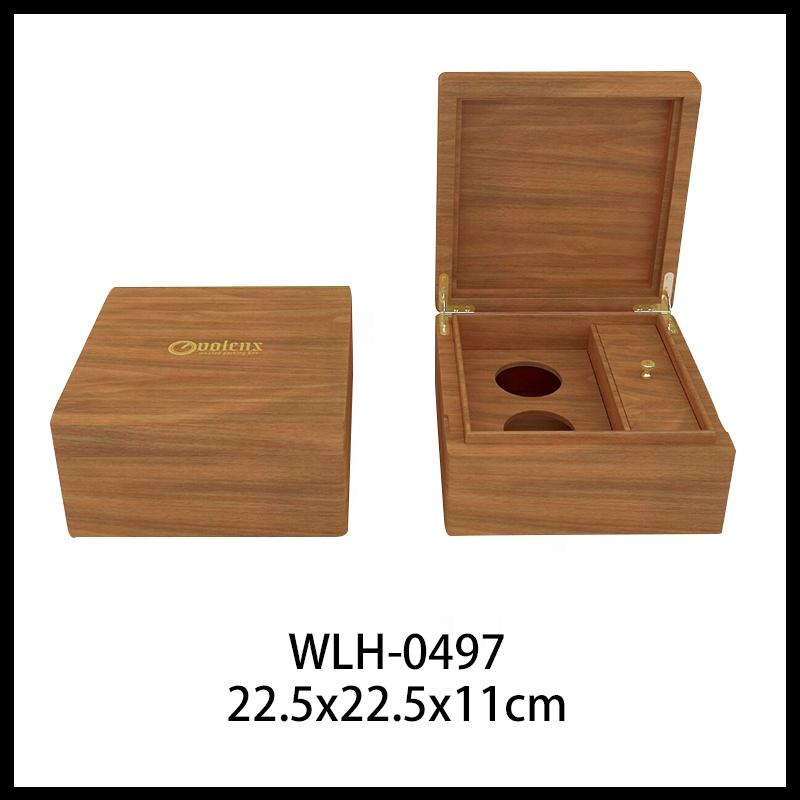 luxury solid humidor 6