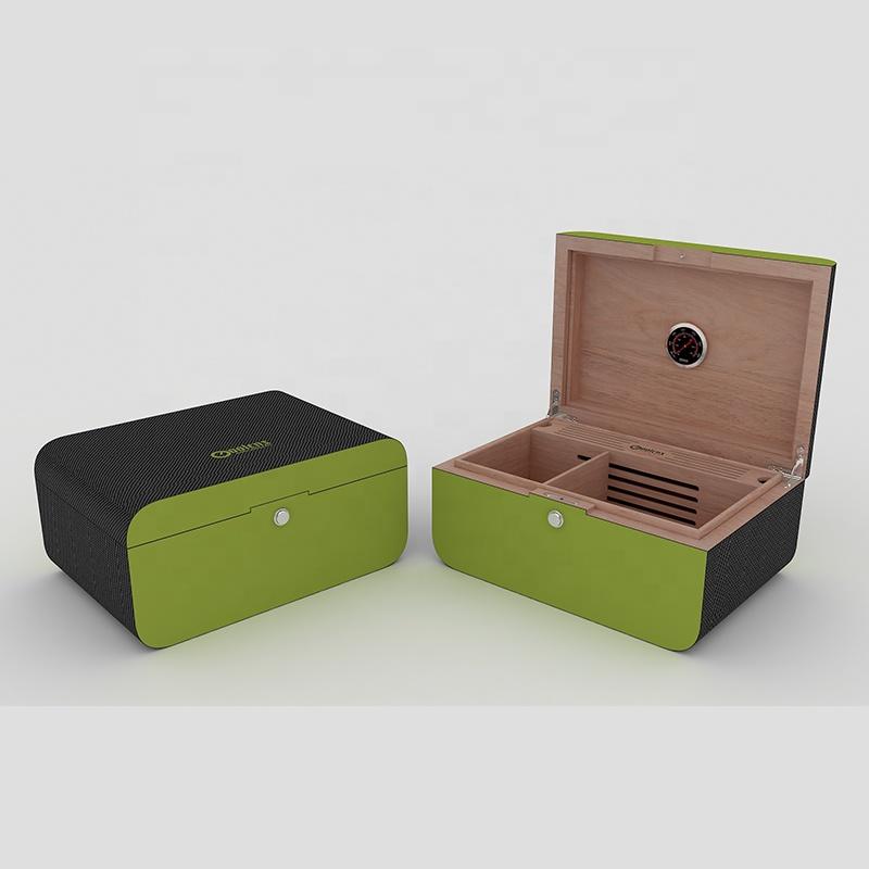 wooden cigar humidor 5