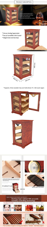 Humidor Cigar Cabinet 8