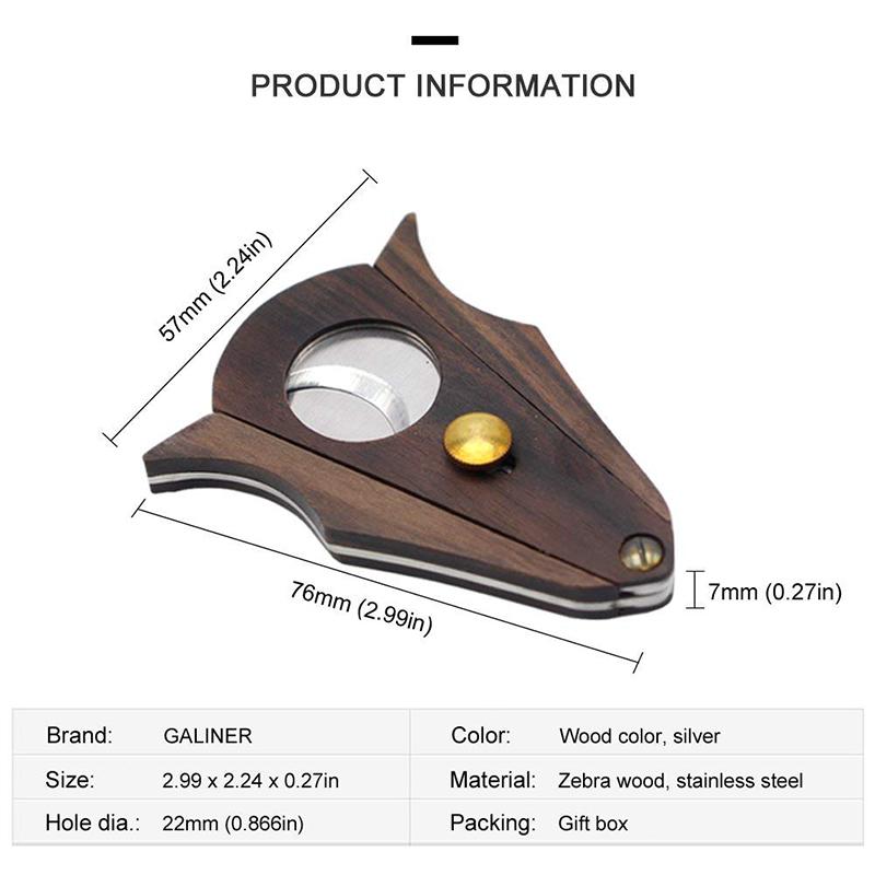cigar cutter WLC-0007-2 Details 7