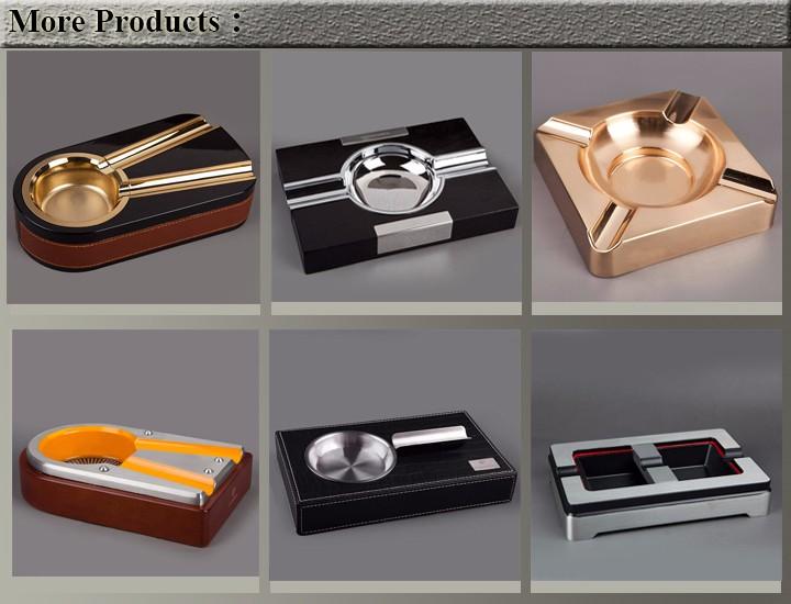 Eco-friendly MDF Wooden Humidor With Gift Box Custom Humidor 29
