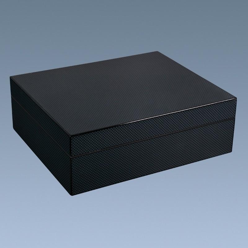 High Quality carbon fiber cigar box wholesale 7