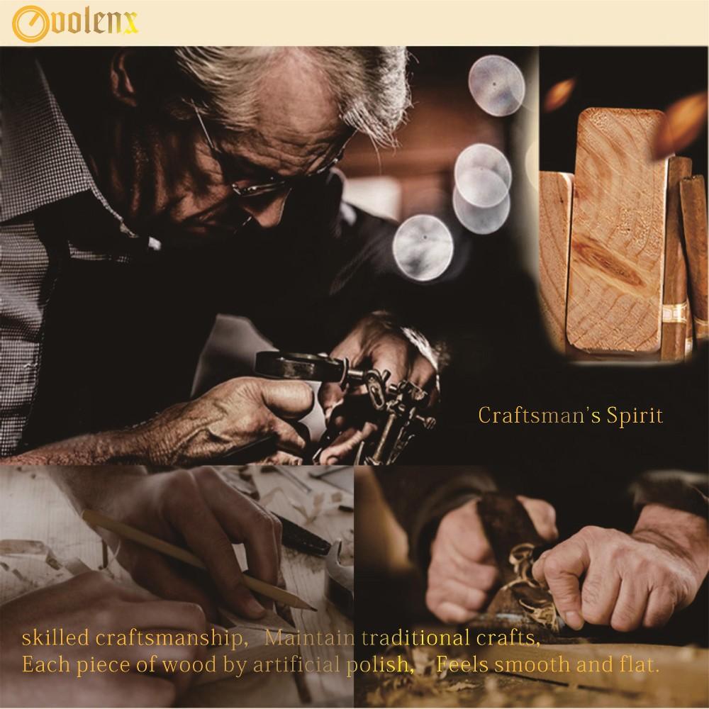 2018 Rubik's cube shape wooden modern cigar humidor for sale 19