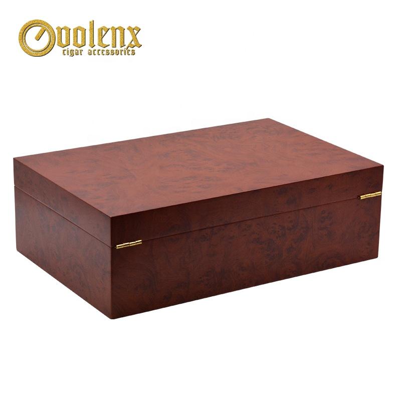 Wholesale-luxury-black-spanish-cedar-wooden-cigar