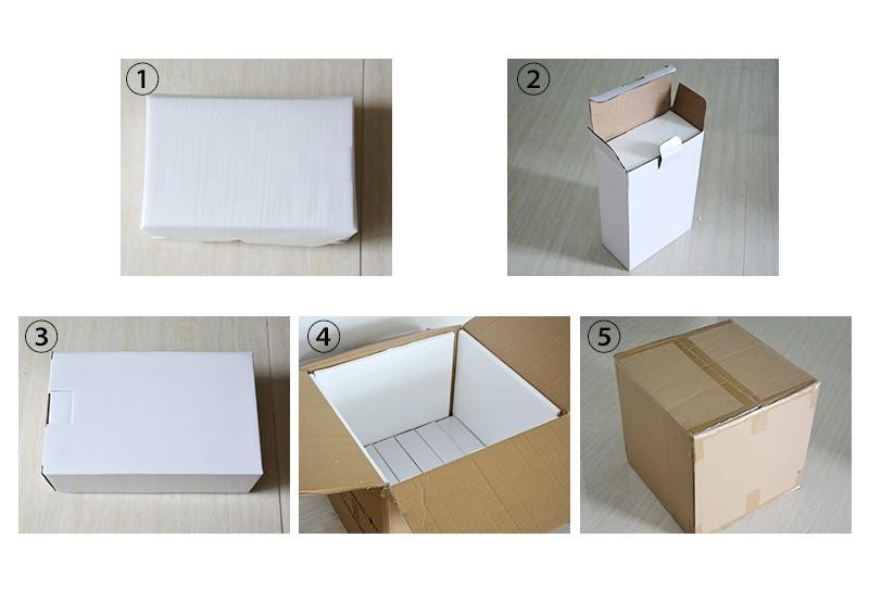 Custom Slide Lid Blank Small Wood Cigar Boxes