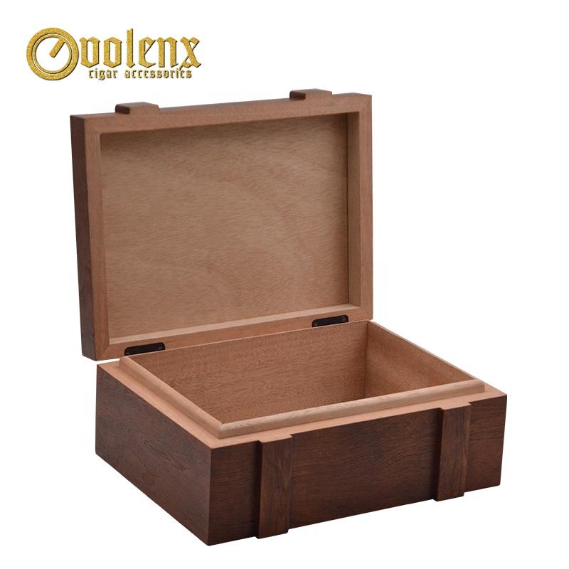 Custom-Coffee-Bass-Wood-Cigar-Boxes-Manufacturer