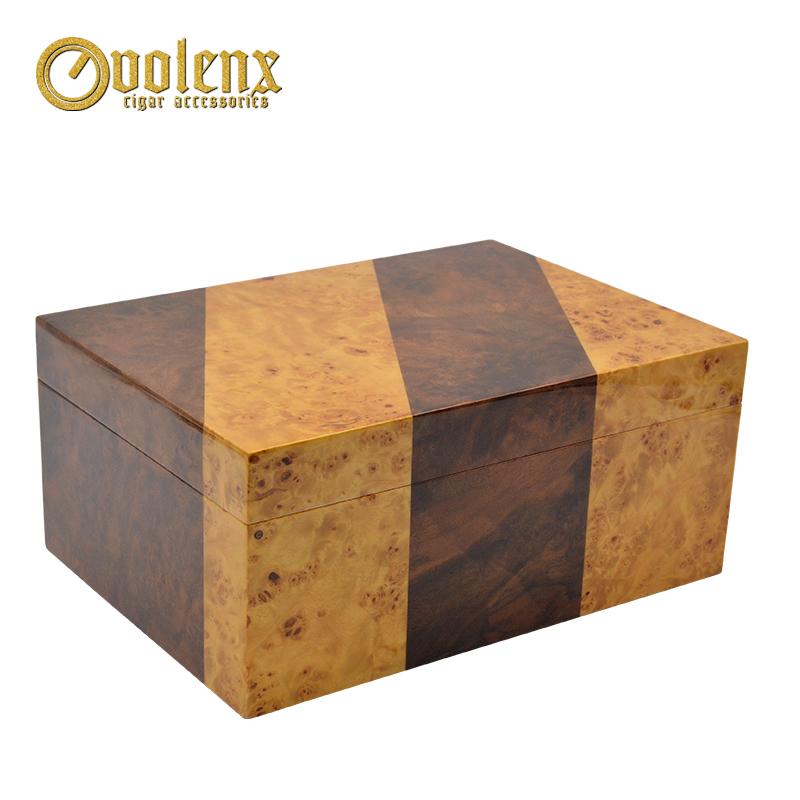 Cheap-Wholesale-Lacquer-Cedar-Cigar-Humidor-For