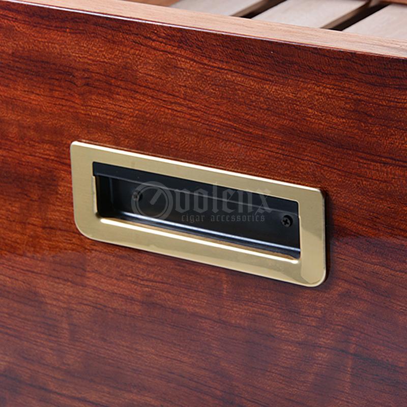 Custom-Wooden-Red-High-Gloss-Cigar-Packaging
