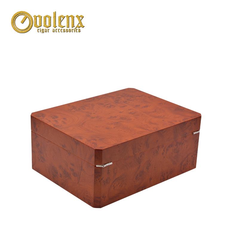 Custom-Luxury-Empty-Wooden-Cigar-Storage-Humidor