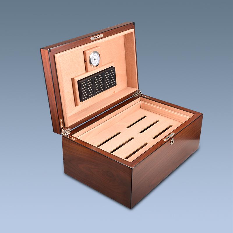 Wooden-Material-Empty-Custom-Tobacco-Walnut-Humidor