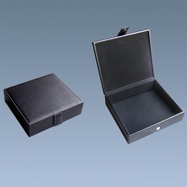 Single Portable Custom Leather Cigar Box Humidor In Stock 3