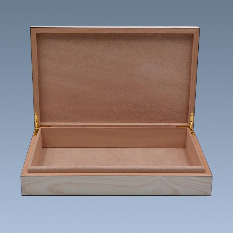 China Cheap Wooden Boxes Wholesale Cedar Custom Made Cigar Boxes