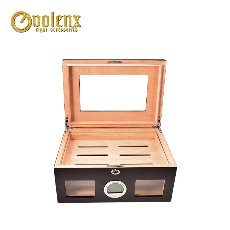 Volenx-customized-glass-top-fancy-wood-cigar
