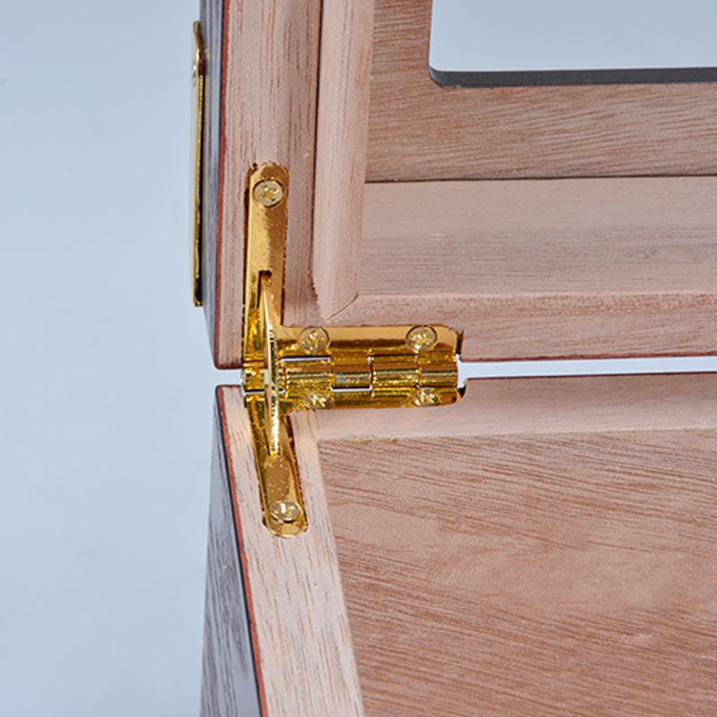 cigar box wood WLHG-0038 Details 3