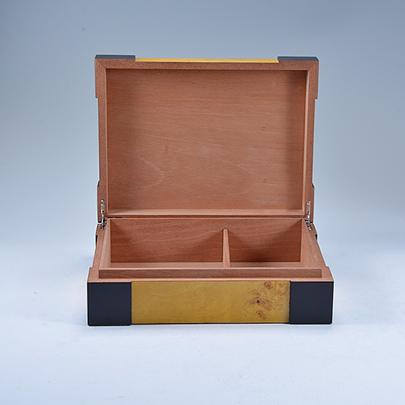 Wholesale Personalized Cigar Box Art Cheap Empty Cigar Boxes For Sale
