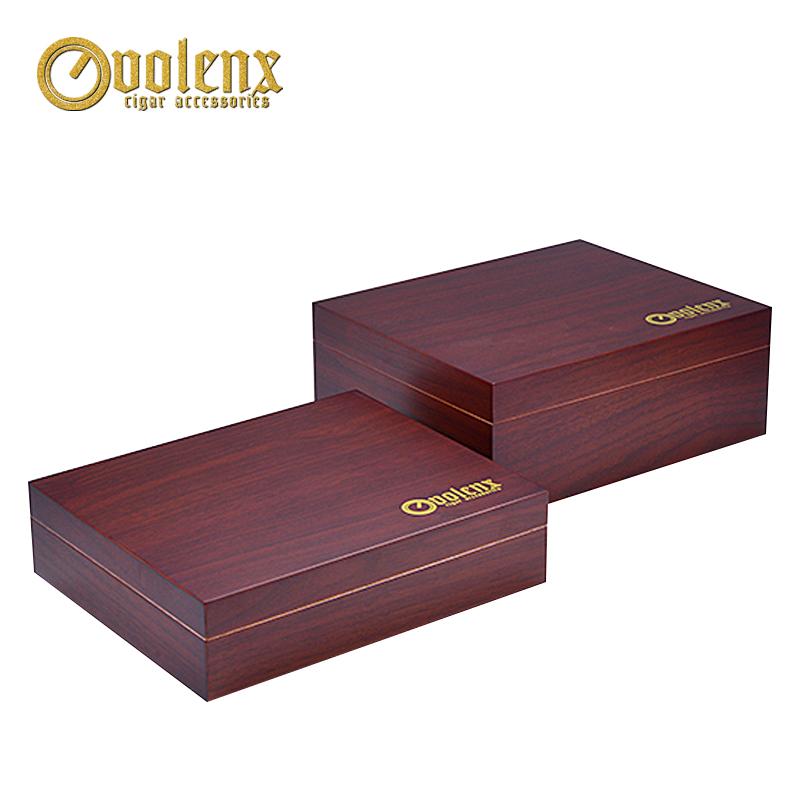25-Cigar-Table-Humidors-Red-Cheap-Desktop