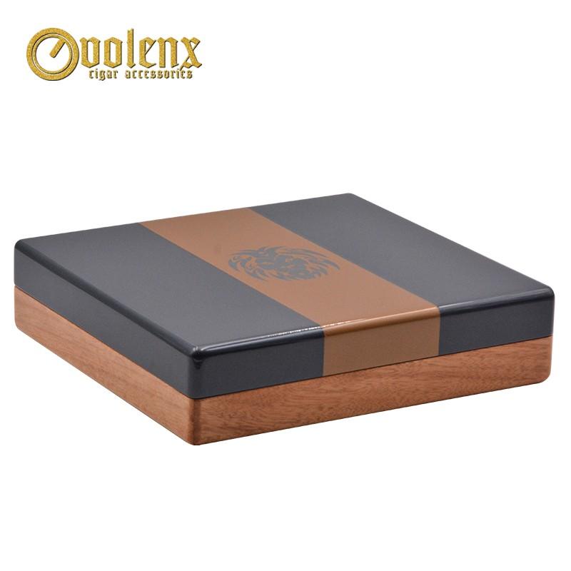 Cigar Humidor wooden box WLH- 0246cigar case gift set Details 13