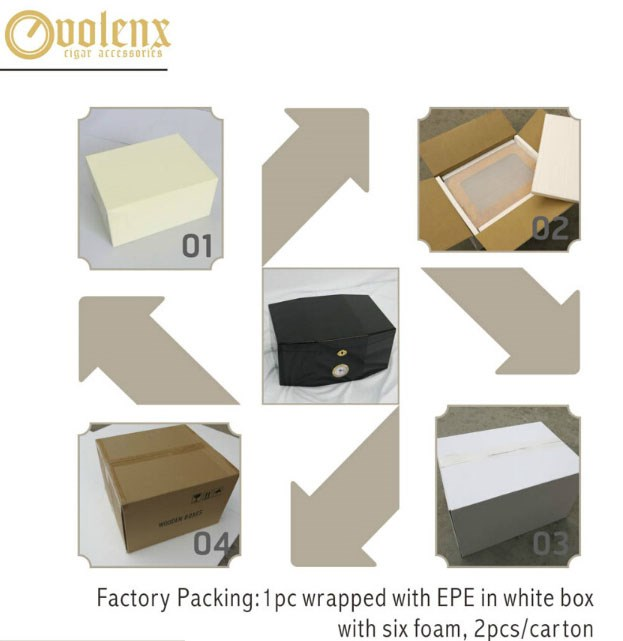 High Quality cigar boxes wholesale 13