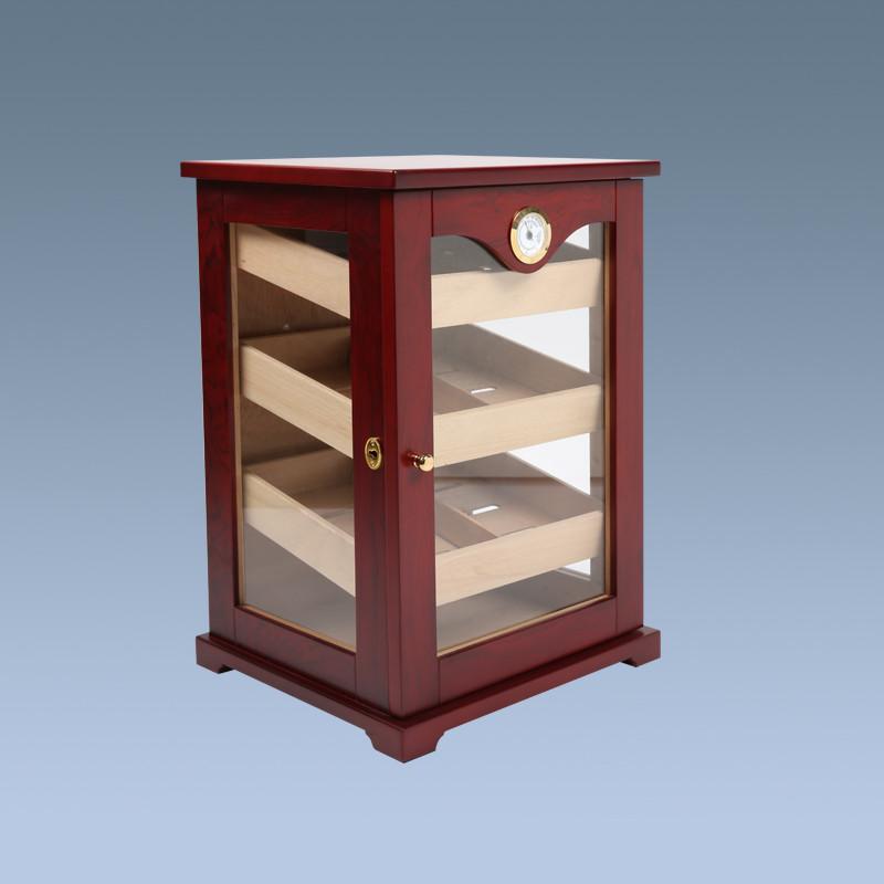 High Quality Handmade Wooden Cigar Humidors With Door 7