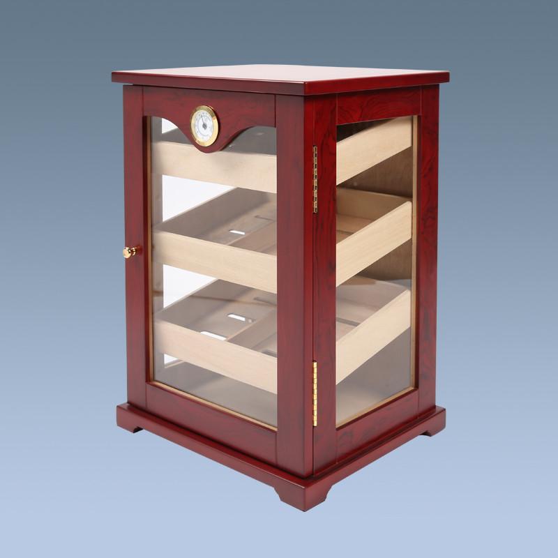 High Quality Handmade Wooden Cigar Humidors With Door 9