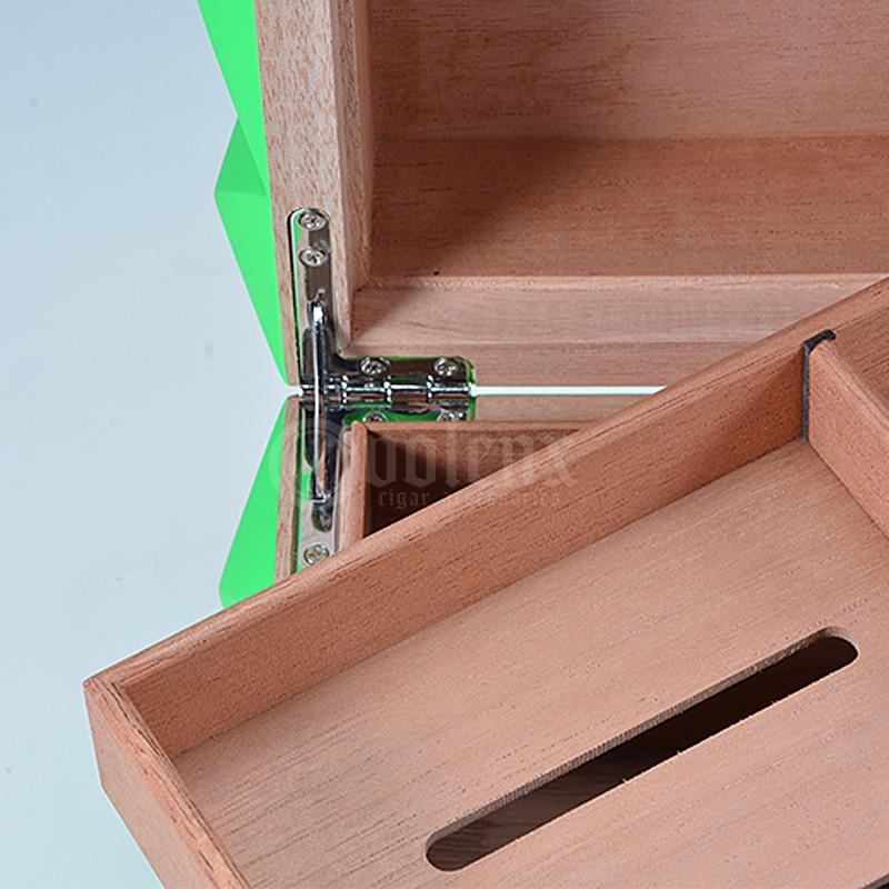 wooden cigar box WLH-0234 Details 5