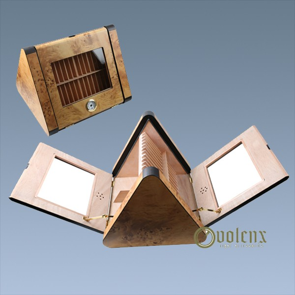 cigar humidors for sale used humidor cabinet WLH-0306 Details