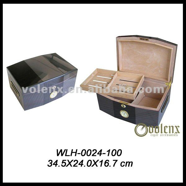 New-design-Leather-Dark-Wooden-Cigar-Humidor