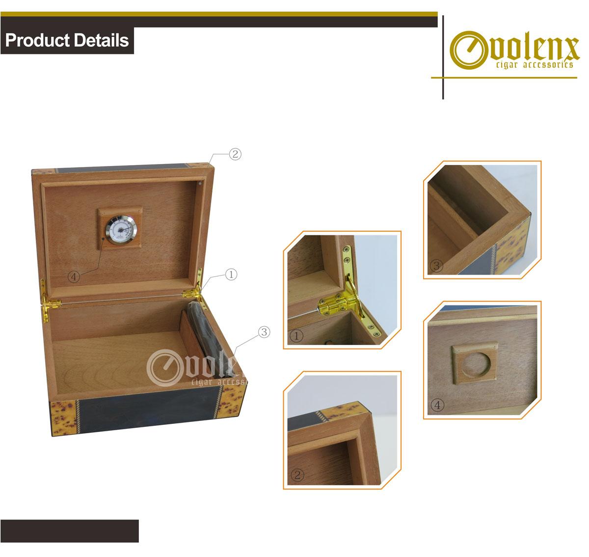 Wooden Cigar Box 15