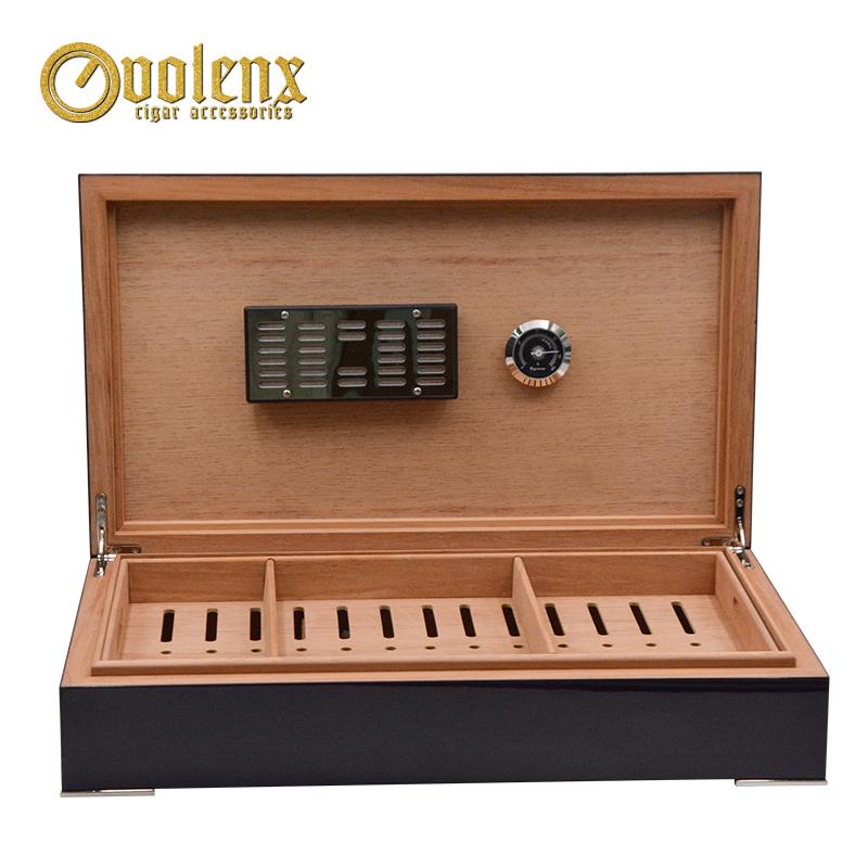 High Quality Wooden Cigar Humidor 7